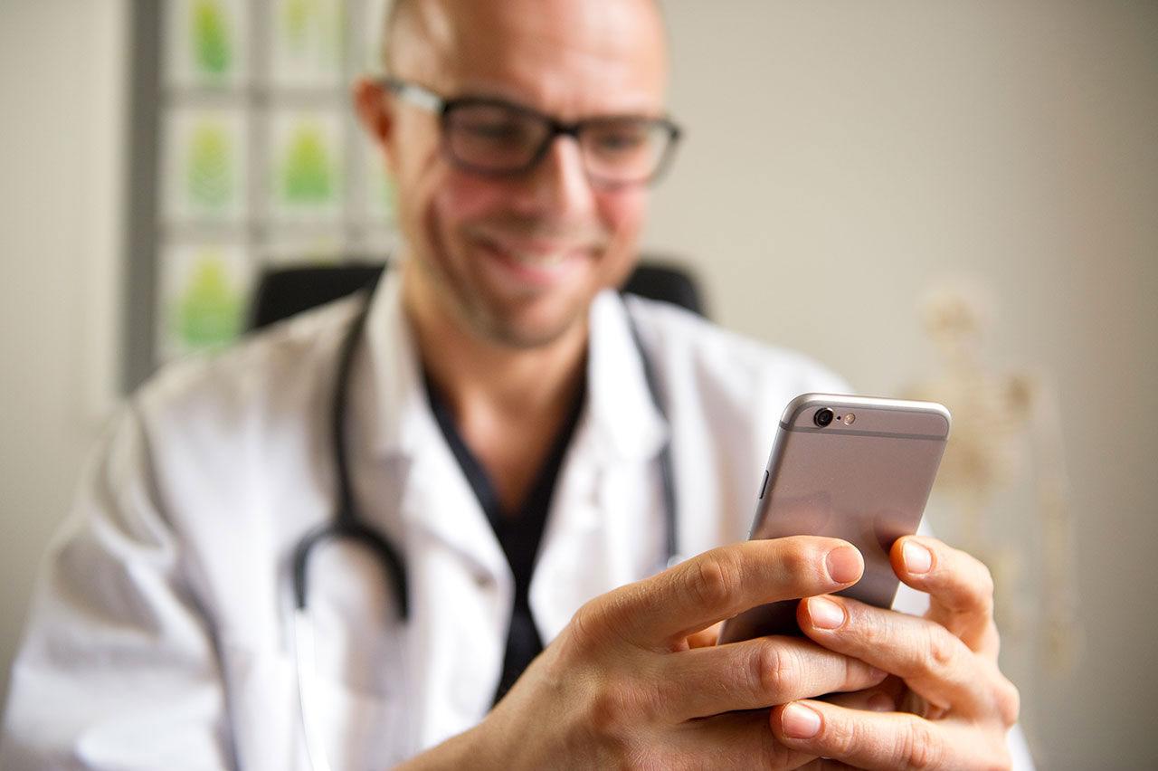 läkare online